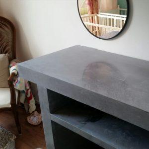 Je eigen meubels stucen